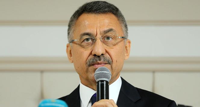 Cumhurbaşkanı Yardımcısı Oktay'ın başkanlığında yerli aşı çalışmaları değerlendirildi