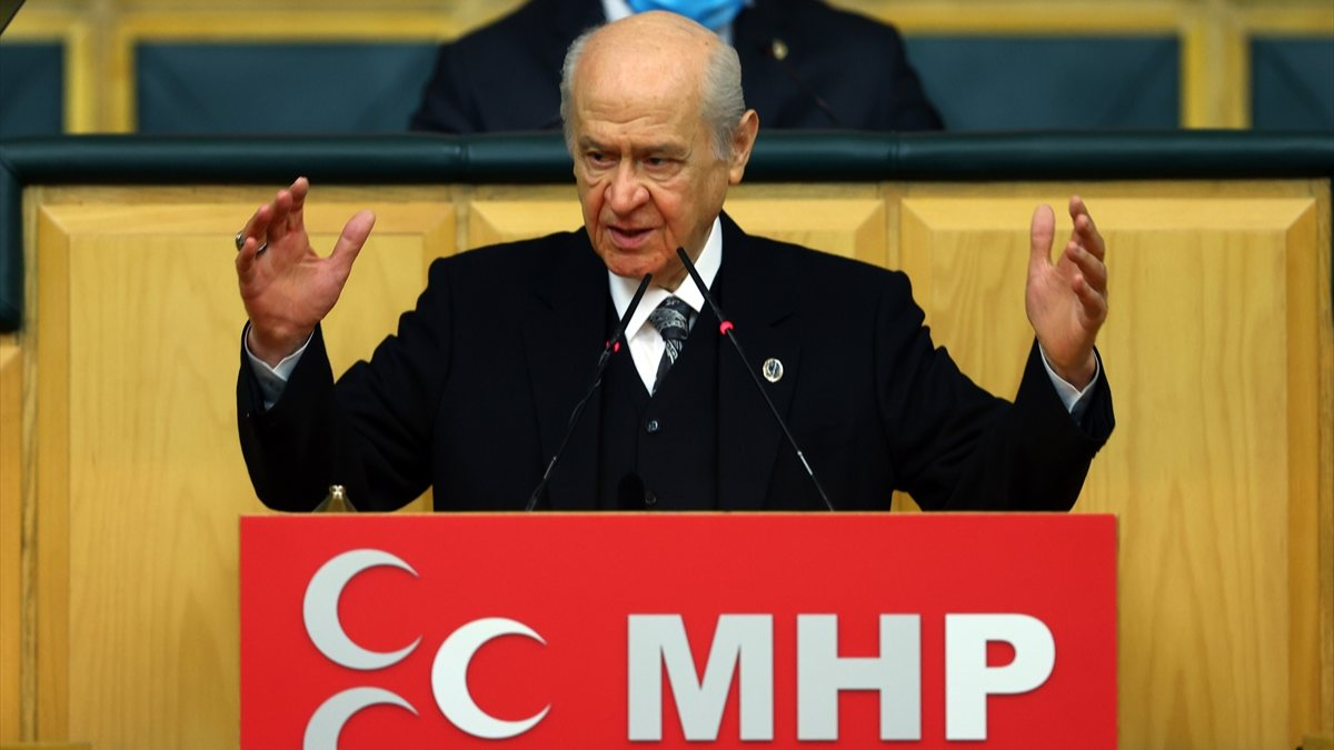 Devlet Bahçeli'nin, Enis Berberoğlu kararı değerlendirmesi
