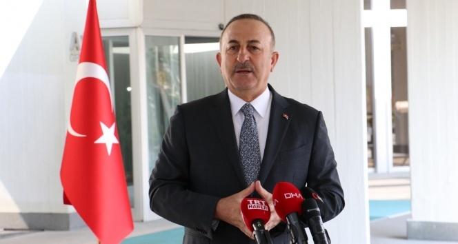 Dışişleri Bakanı Mevlüt Çavuşoğlu: 'S-400'ü aldığımızı ve bu işin bittiğini söyledik'