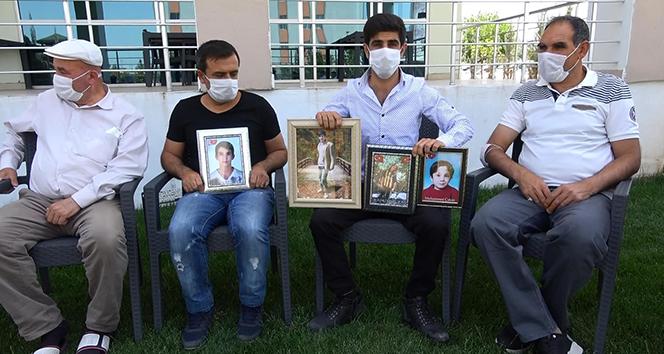 Diyarbakır'da evlat nöbetindeki aileler, bayramda bir umut çocuklarını beklediler