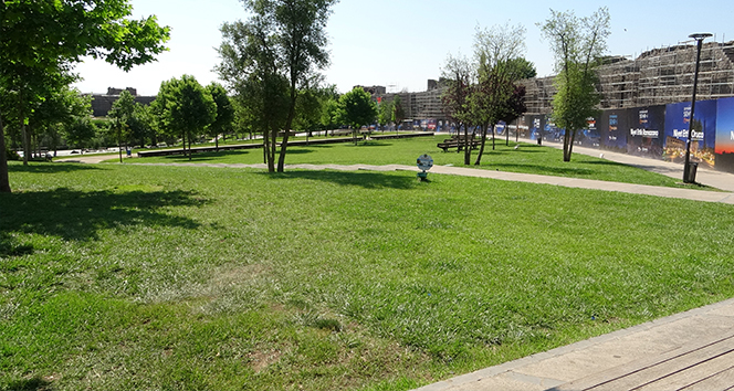 Diyarbakır'da kademeli normalleşmenin son kısıtlamasında da sessizlik hakim