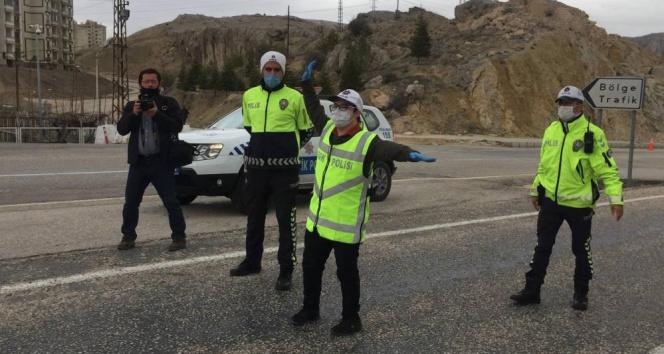 Down Sendromlu Erim polis oldu
