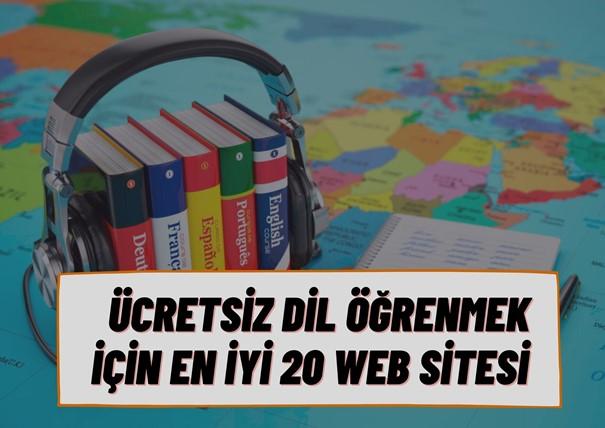Düşük bir bütçeyle ya da ücretsiz olarak dil öğrenmek mümkün
