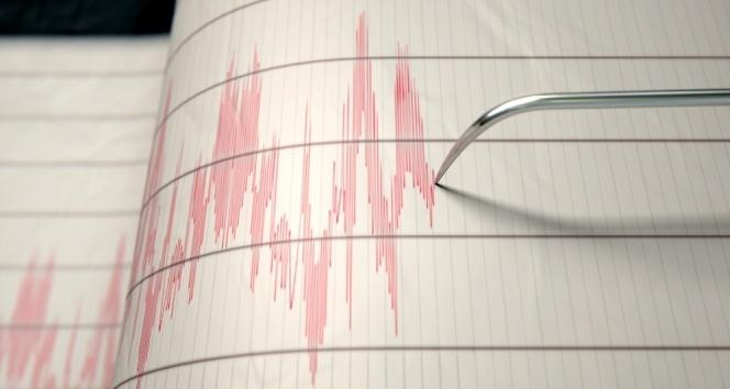 Ege Denizinde 4.3'lük deprem