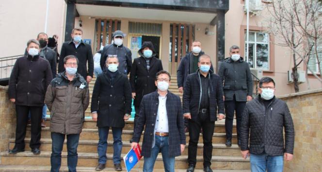 Eğitim-Bir-Sen'den Bilecik Belediye Başkanı Semih Şahin'e suç duyurusu