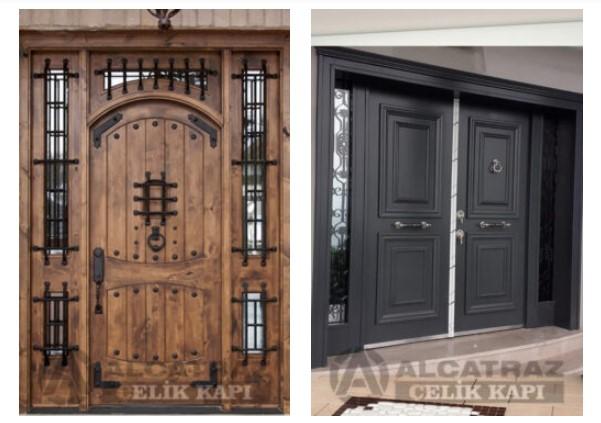 En Sağlam Villa Kapıları