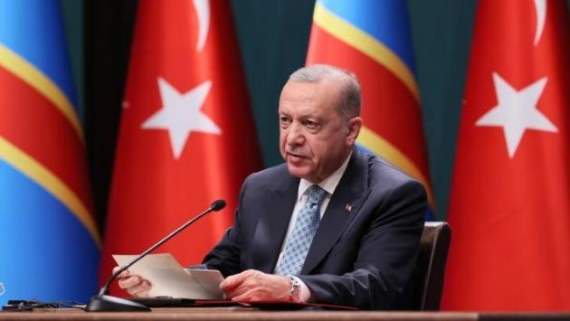 Erdoğan'dan Afganistan'daki