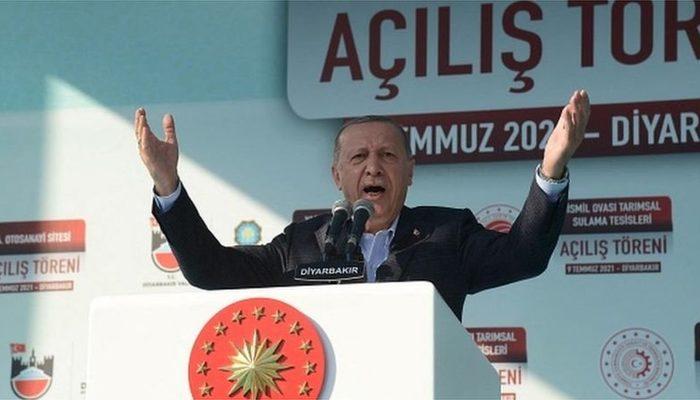 Erdoğan'ın Türkiye'de Kürt sorunu olmadığını söylemesi bölgede nasıl karşılandı?
