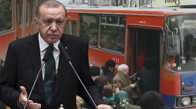 Erdoğan, seçim dönemindeki