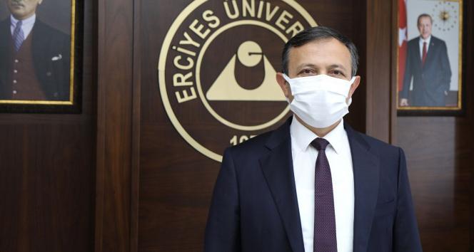 ERÜ Rektörü Çalış'tan 'hırsızlık' açıklaması