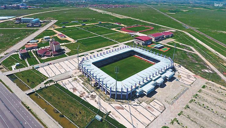 Futbolda yaz kampının yeni merkezi