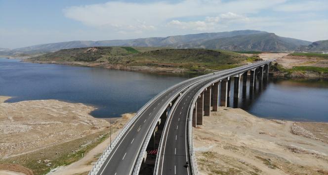 Hasankeyf-2 köprüsünün açılışı yapıldı