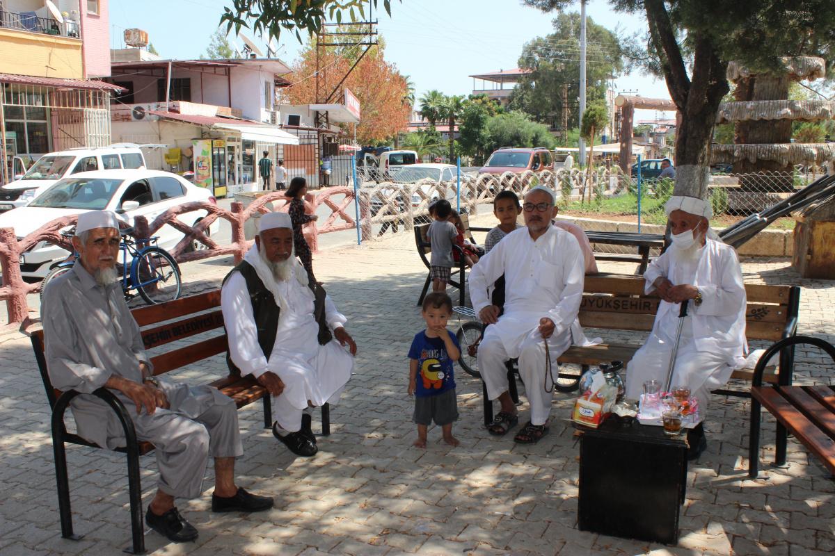 Hatay'da yaşayan Özbek Türkleri Afganistan'da huzur istiyor