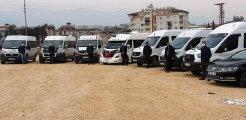 Hataylı servisçiler, 300 araçlık filoyu filyasyon ekibine tahsis etti