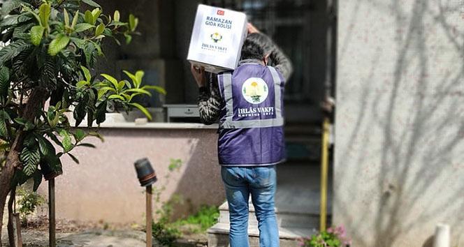 İhlas Vakfı, hayırseverlerin bağışlarını ihtiyaç sahiplerine ulaştırıyor