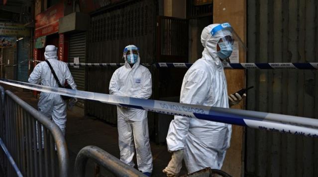 İngiltere'de görülen mutasyonlu virüs bir kez daha mutasyona uğradı