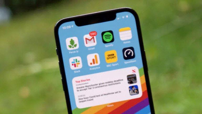 iOS uygulamalarında yeni dönem