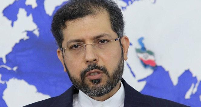 İran Dışişleri Bakanlığı Sözcüsü Hatipzade: 'Viyana'da ABD yaptırımlarının nasıl kaldırılacağını ele alacağız'