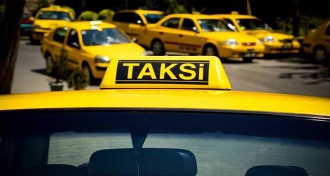 İstanbul'da bin yeni taksi plakası 8'inci kez reddedildi