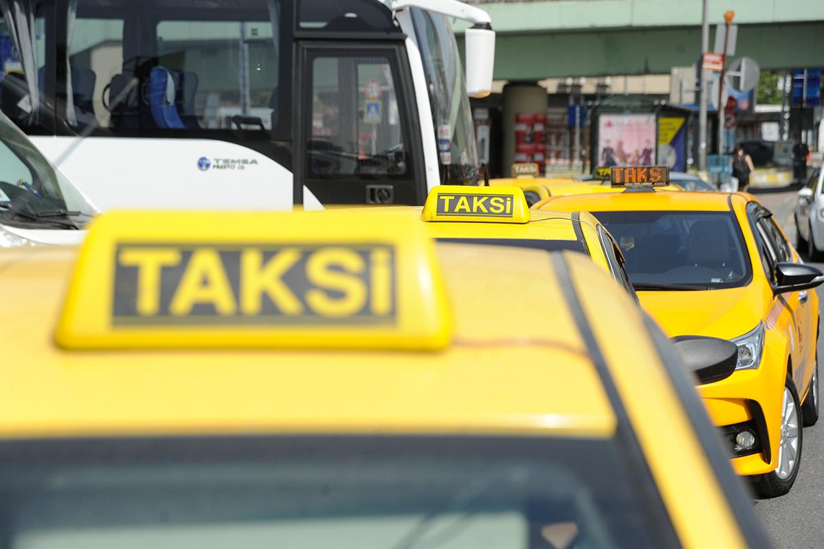 İstanbul'daki taksi sayısının artırılma talebine ilişkin açıklama