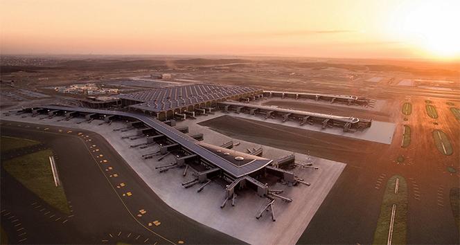 İstanbul Havalimanı en yoğun günlerini yaşıyor