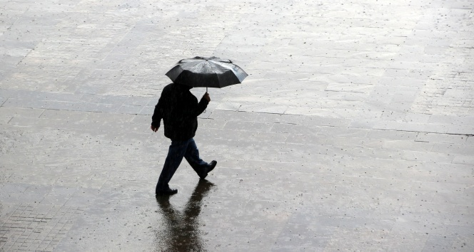 İstanbul için kuvvetli yağış uyarısı