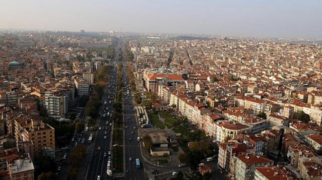 İstanbul'un Esenyurt ve Fatih ilçelerinde yabancıların istisnalar hariç