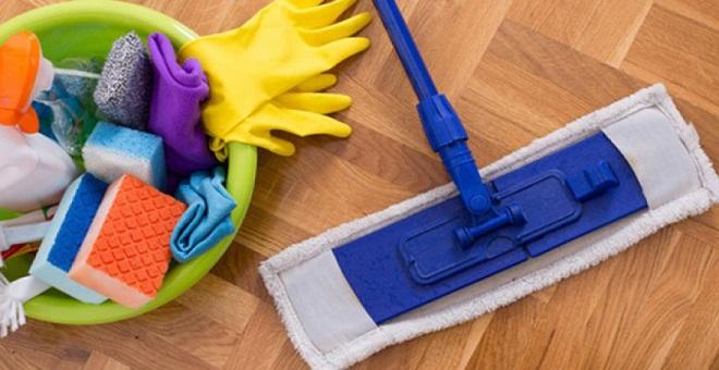 İyi Bir Temizlik İçin Gereken Malzemeler