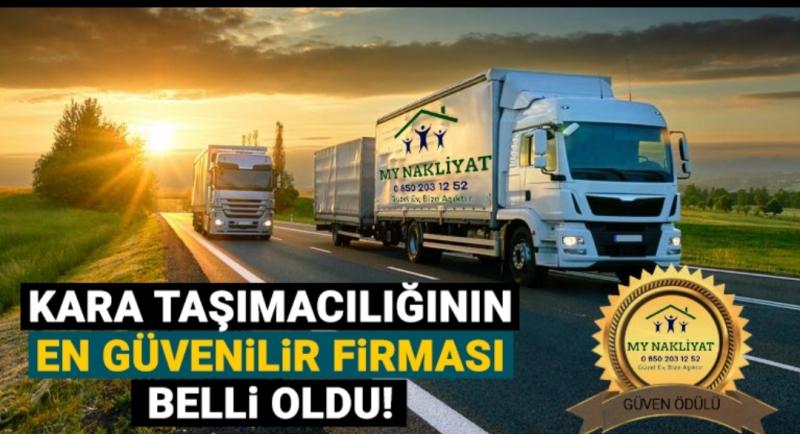 İzmir asansörlü evden eve nakliyat