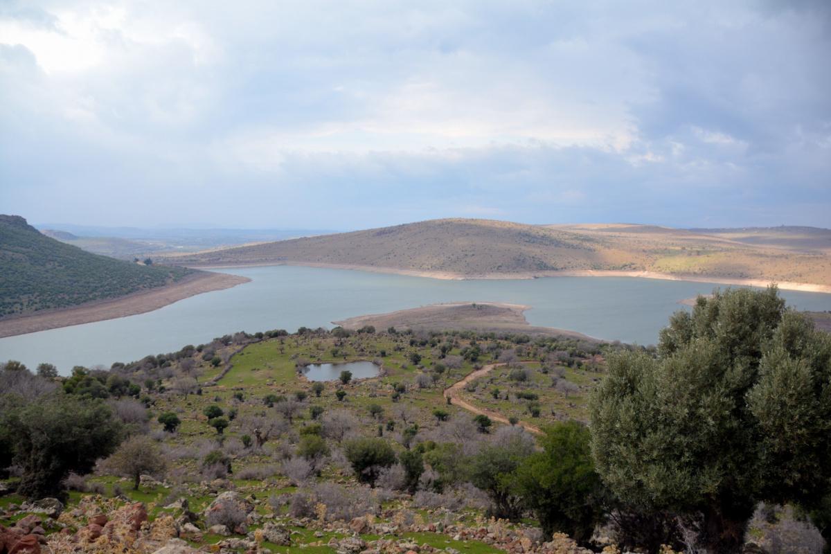 İzmir'de en yüksek doluluk Güzelhisar Barajı'nda