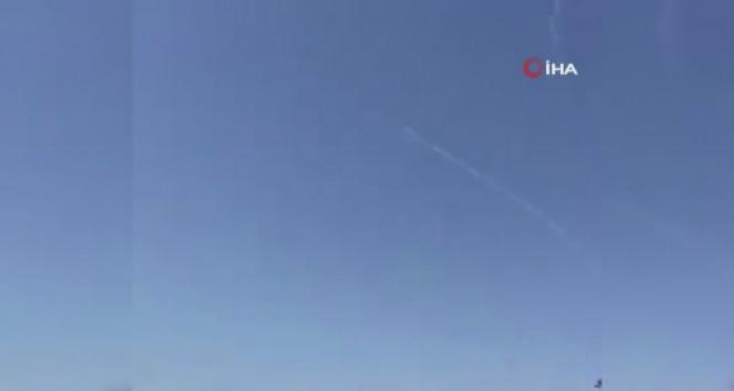 İzzeddin El-Kassam Tugayları, İsrail'e roketlerle karşılık verdi
