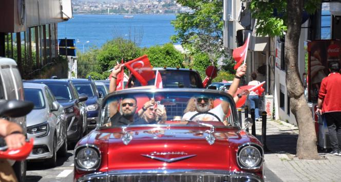 Kadıköy'de 19 Mayıs coşkuyla kutlandı