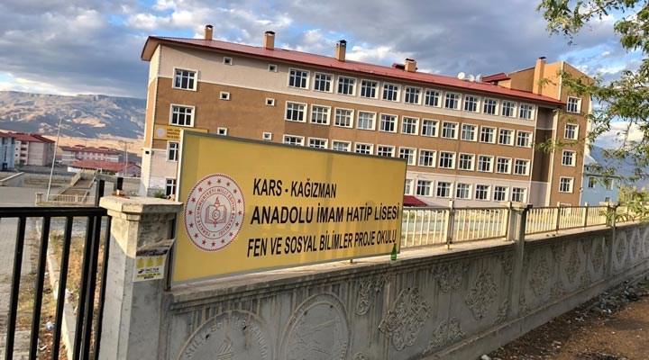 Kars'ta imam hatip lisesi, pozitif vakalar sonrası kapatıldı