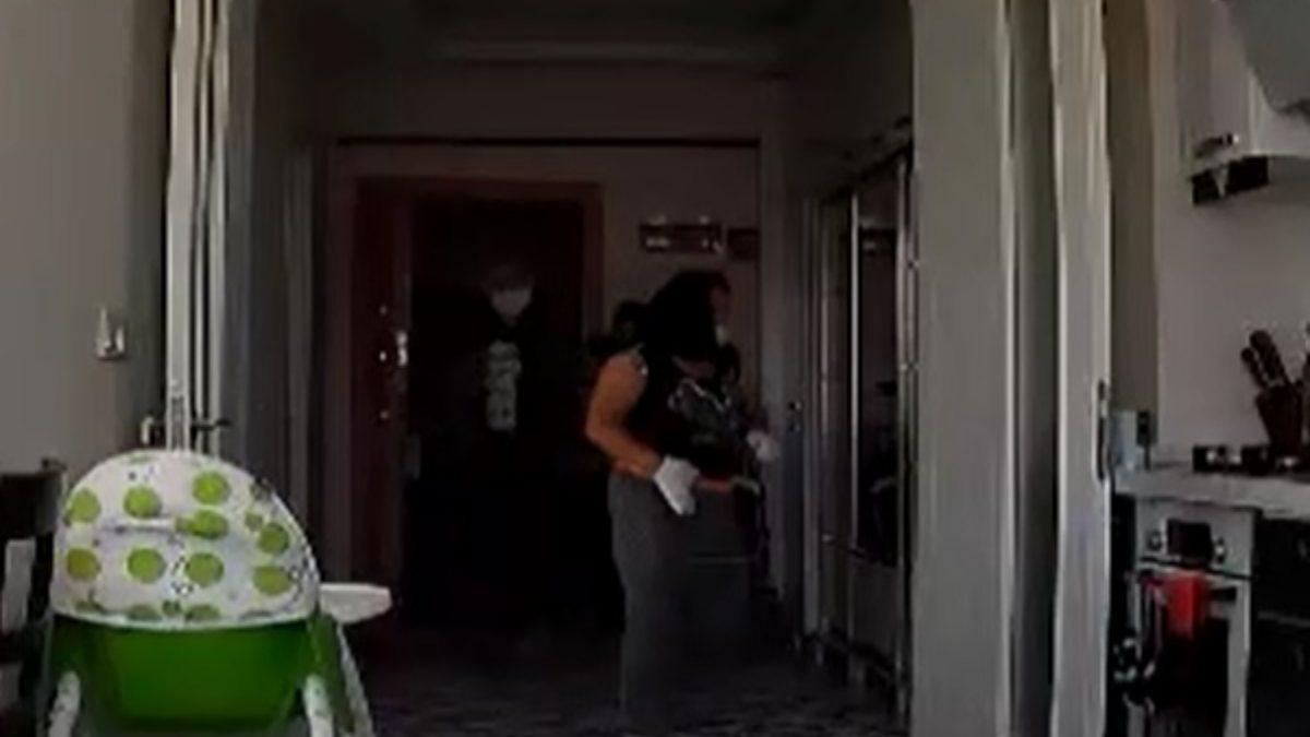 Kayseri'de evleri soyan kadın hırsızlar yakalandı