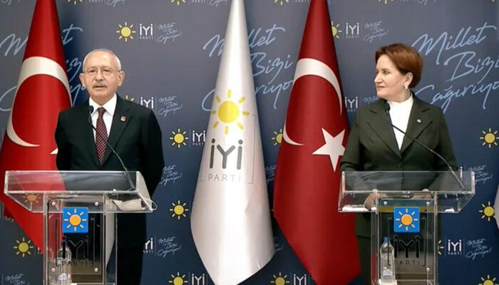 Kılıçdaroğlu ve Akşener'den erken seçim çağrısı