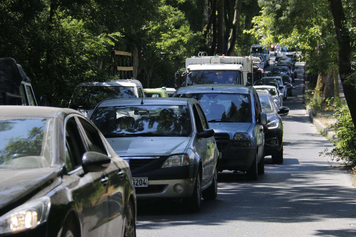 Kısıtlamasız ilk pazar gününde vatandaşlar Belgrad Ormanı'na akın etti