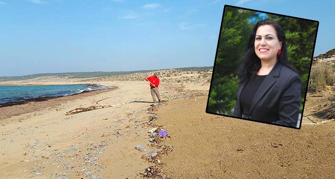 KKTC sahilleri tehdit altında