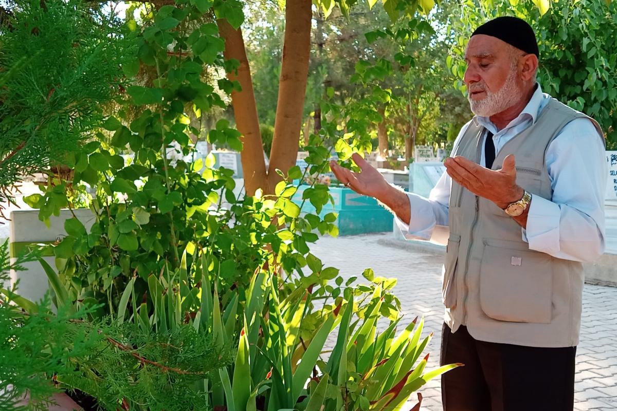 Kobani olaylarında yüreği yanan baba konuştu: 'Selahattin Demirtaş ceza alana kadar içimiz rahat olmaz'