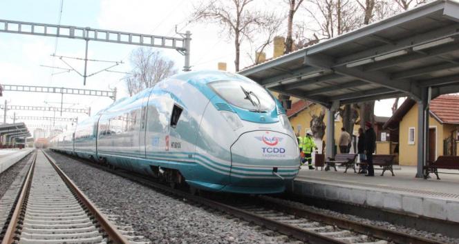 Konya-Karaman hızlı treni Mayıs sonunda sefere başlıyor