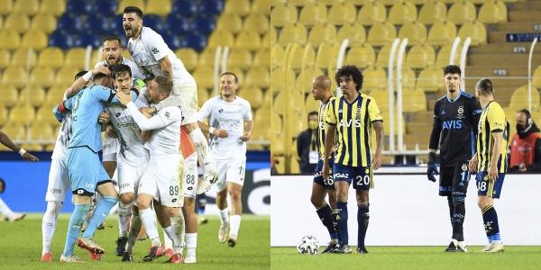 Konyaspor'un Kadıköy Baskını! Fenerbahçe'nin Bu Sezon İlk Defa Yenildiği Maçta Yaşananlar ve Tepkiler