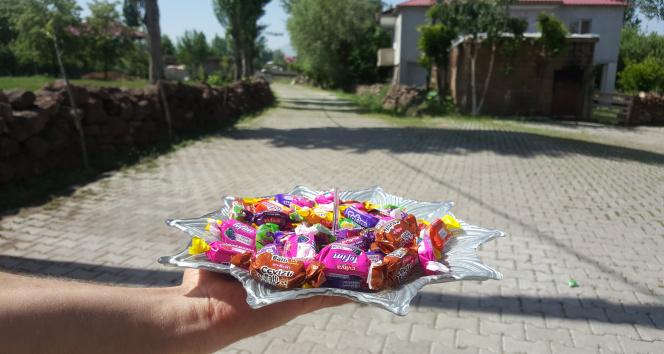 Köy sokaklarında 'bayram' sessizliği