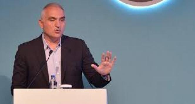 Kültür ve Turizm Bakanı Ersoy'dan bayram mesajı