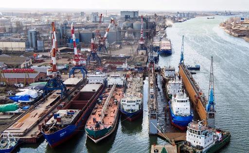 Lensin Ship Repair And Docking Firması