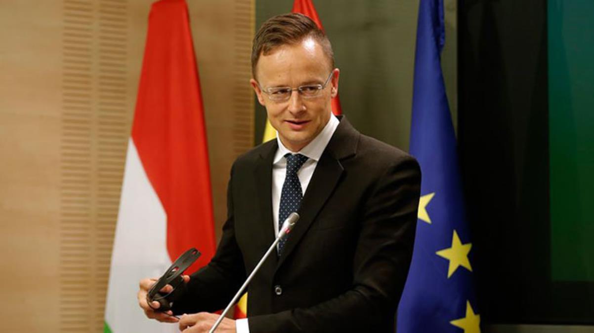 Macaristan Dışişleri Bakanı Szijjarto: AB, Türkiye'ye söz verdiği 6 milyar avroyu ödemeli