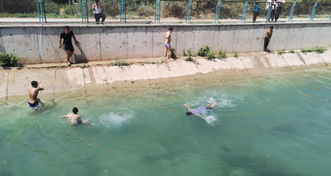 Mersin'de tehlikeli serinlik