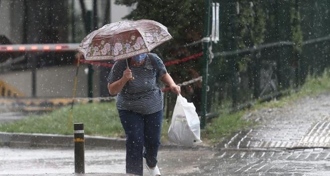 Meteoroloji'den 3 il için kuvvetli yağış uyarısı!
