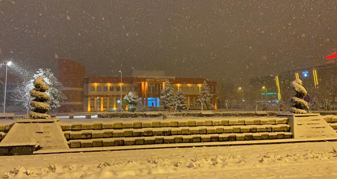 Meteoroloji'den 5 il için kar yağışı uyarısı