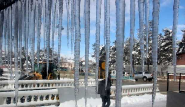 Meteoroloji'den buzlanma, don ve çığ uyarısı