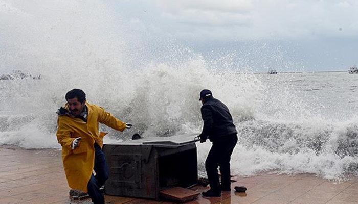 Meteoroloji'den fırtına uyarısı! Bu bölgelerde yaşayanlar dikkat (7 Eylül yurtta hava durumu)