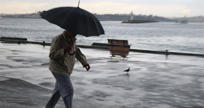 Meteoroloji'den İstanbul için sarı uyarı!